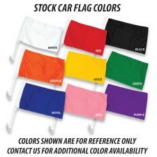 Stock Car Flags