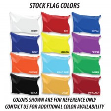 Stock Color Flags